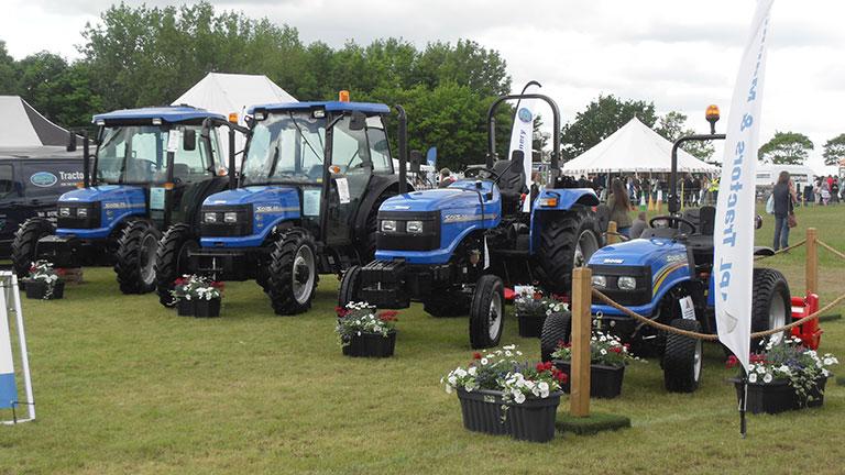 APL Tractors